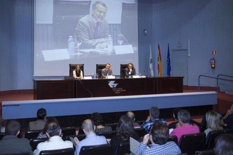 Inauguración do Curso sobre procedemento expropiatorio - Curso sobre procedemento expropiatorio: criterios e métodos de valoración empregados polo Xurado de Expropiación de Galicia